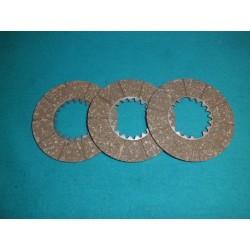 fzp 010 dischi frizione surflex faro basso /utilitaria