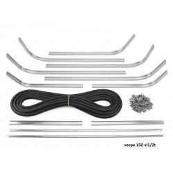 Vespa 150 vl1/2t struzzo strisce pedana