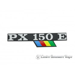 Art.Tar 045 targhetta laterale px150e arcobaleno