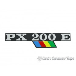 Art.Tar 050 targhetta laterale px 200e arcobaleno