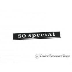 Vespa 50 Special targhetta posteriore
