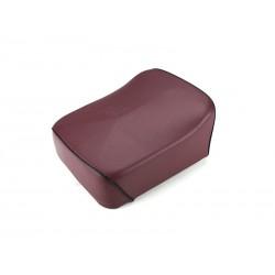 Per Vespa vnb vbb cuscino posteriore colore rosso scuro