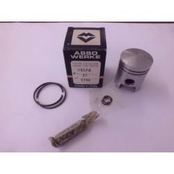 Art.Pm 043 pistone completo vespa 50 mm 39 asso werke