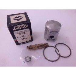 Art.Pm 048 pistone vespa 50 asso werke 40 mm