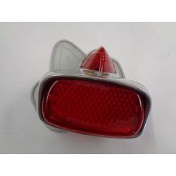 Vespa gs 150 4a serie vna vba fanale posteriore gemma rossa
