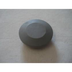 Vespa in genere tappo gomma grigio foro perno ruota anteriore 50/125 primavera et3